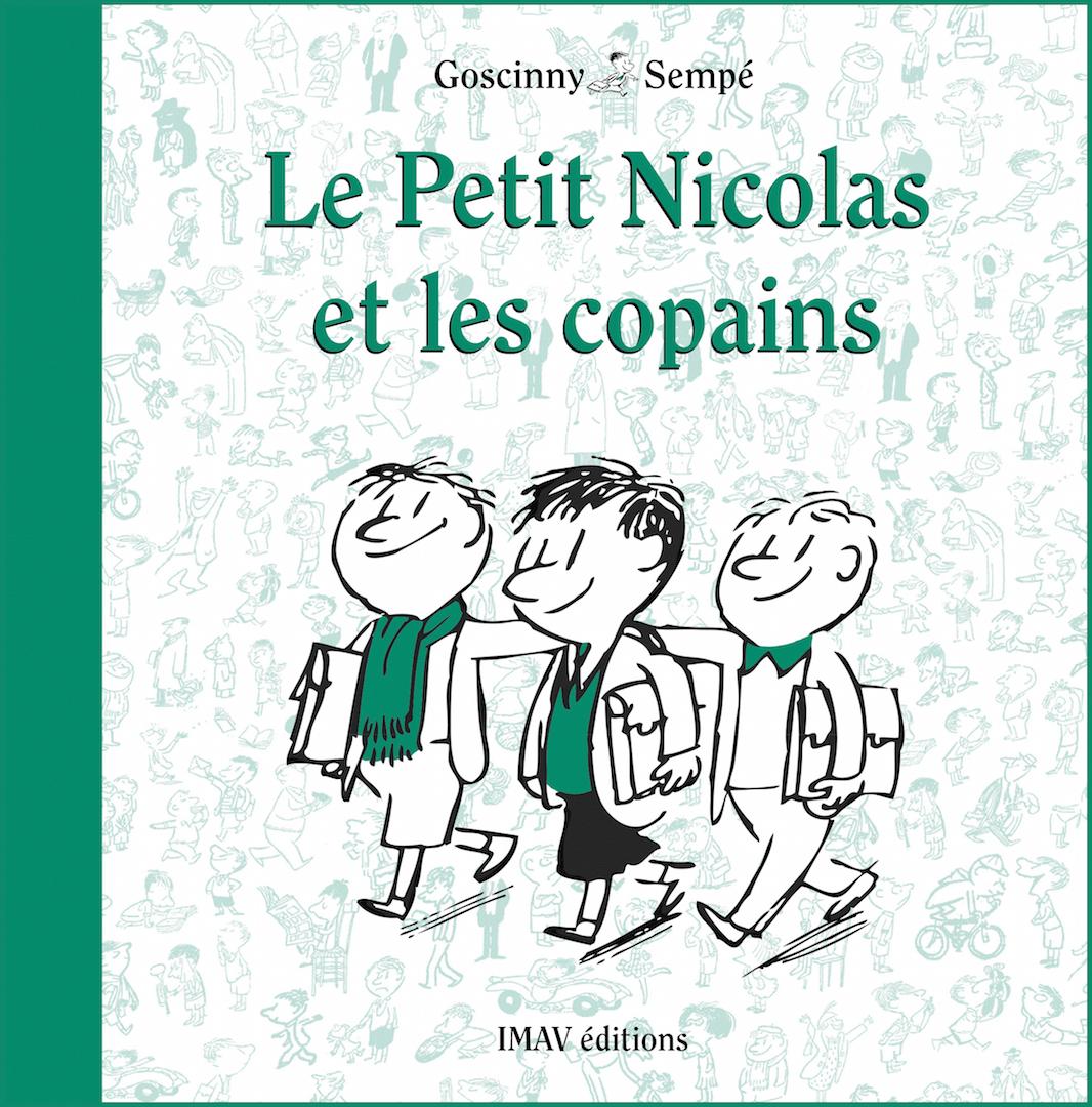 Le Petit Nicolas Et Les Copains Pdf